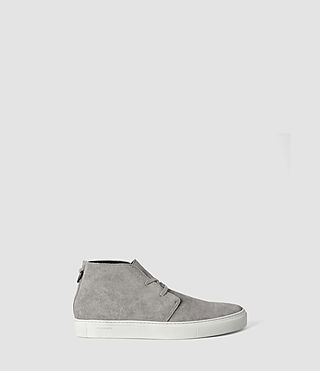 Mens Pace Desert Boot (Steel Grey)