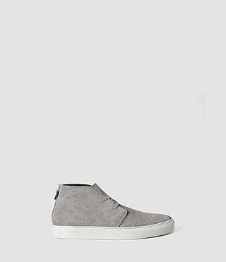Mens Pace Desert Boot (Steel Grey)