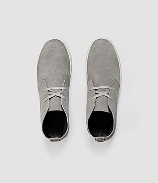 Mens Pace Desert Boot (Steel Grey) - product_image_alt_text_4