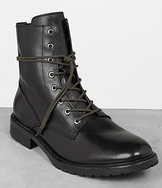 Mens Cypress Boot (Black) - product_image_alt_text_2
