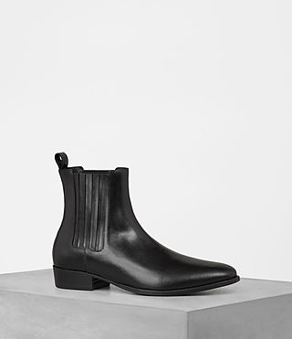 Mens Curtis Boot (Jet Black) - Image 1