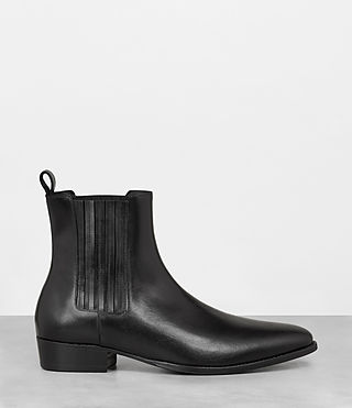 Mens Curtis Boot (Jet Black) - Image 3