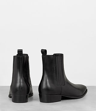 Mens Curtis Boot (Jet Black) - Image 5