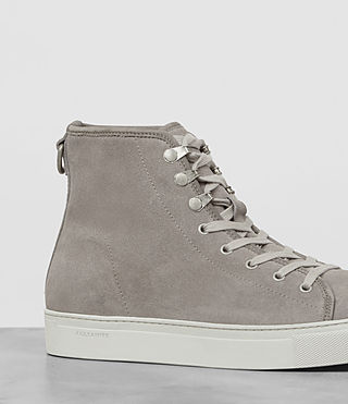 Men's Point Hi-top Sneaker (Slate Grey) - product_image_alt_text_2