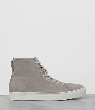 Men's Point Hi-top Sneaker (Slate Grey) - product_image_alt_text_4