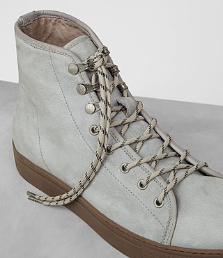 Uomo Point Hi-top Sneaker (LUNAR GREY) - product_image_alt_text_2