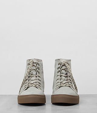 Men's Point Hi-top Sneaker (LUNAR GREY) - product_image_alt_text_3