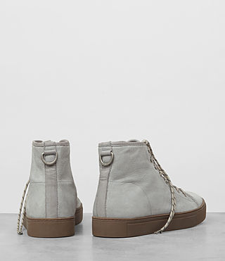 Mens Point Hi-top Sneaker (LUNAR GREY) - product_image_alt_text_5