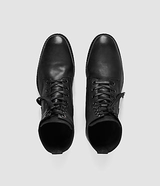 Mens Neptune Boot (Black) - product_image_alt_text_4