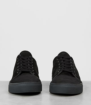 Herren Point Low-top Sneaker (Black) - product_image_alt_text_4