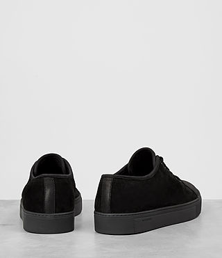 Herren Point Low-top Sneaker (Black) - product_image_alt_text_5