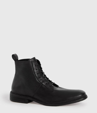 Men's Leven Boot (Black) - product_image_alt_text_3