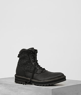 Uomo Acre Boot (TWEED/BLACK)