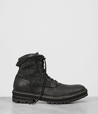 Hombres Botas Acre (TWEED/BLACK) - product_image_alt_text_4