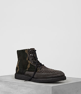 Mens Otis Camo Boot (CAMO/DARK TAUPE)