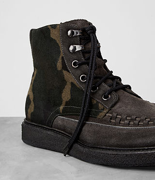 Uomo Otis Boot (CAMO/DARK TAUPE) - product_image_alt_text_2