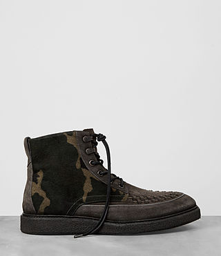 Uomo Otis Boot (CAMO/DARK TAUPE) - product_image_alt_text_4