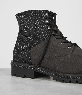 Men's Weir Boot (TWEED/CHARCOAL) - product_image_alt_text_2