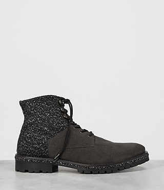 Men's Weir Boot (TWEED/CHARCOAL) - product_image_alt_text_4