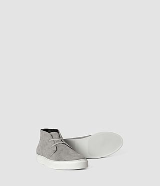 Uomo Pace Desert Boot (Steel Grey) - product_image_alt_text_3
