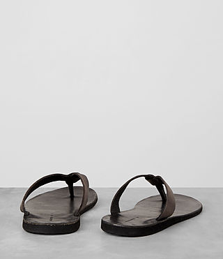 Mens Reef Leather Sandal (Bitter Brown) - product_image_alt_text_5