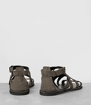 Mens Atlas Leather Sandal (Taupe) - product_image_alt_text_5