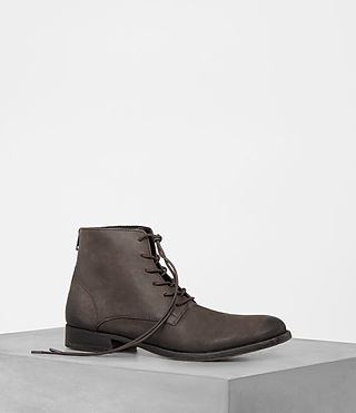 Men's Snare Zip Boot (Bitter Choc) -