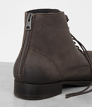 Men's Snare Zip Boot (Bitter Choc) - product_image_alt_text_2
