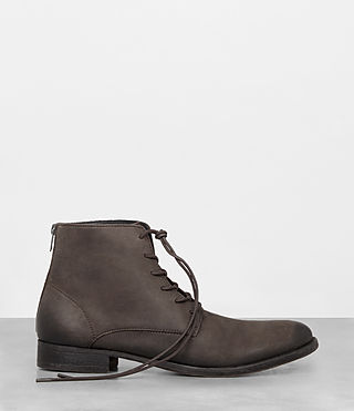 Men's Snare Zip Boot (Bitter Choc) - product_image_alt_text_4