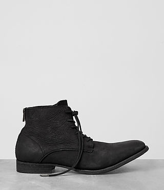 Mens Snare Boot (Black) - product_image_alt_text_4