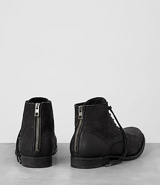 Mens Snare Boot (Black) - product_image_alt_text_5