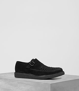 Uomo Arc Shoe (Black)