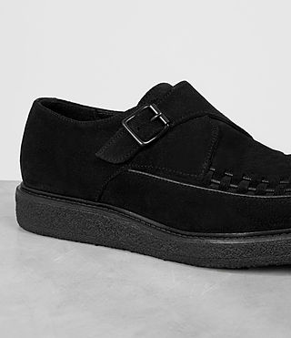 Hommes Arc Shoe (Black) - product_image_alt_text_2