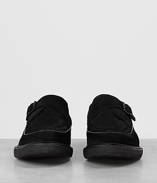 Hommes Arc Shoe (Black) - product_image_alt_text_3