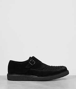 Hommes Arc Shoe (Black) - product_image_alt_text_4