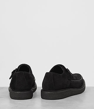 Hommes Arc Shoe (Black) - product_image_alt_text_5