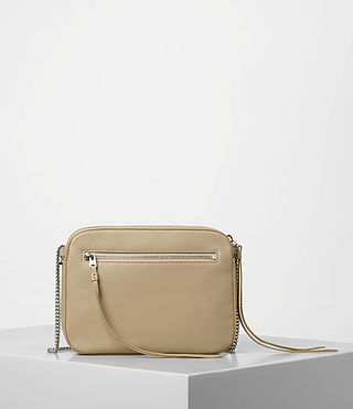 Donne Fleur De Lis Crossbody (Sand) - product_image_alt_text_6