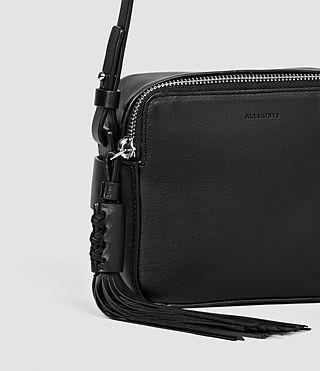 Women's Pearl Mini Camera Bag (Black) - product_image_alt_text_4