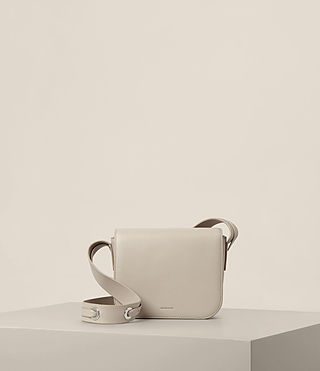 Damen Ikuya Crossbody (Stone)