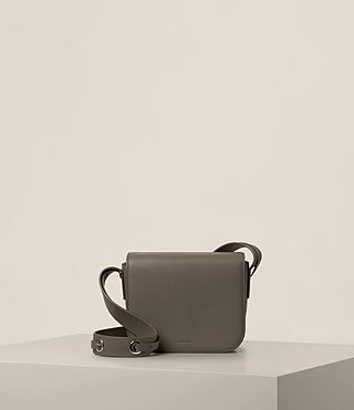 Womens Ikuya Crossbody (MINK GREY) - product_image_alt_text_1