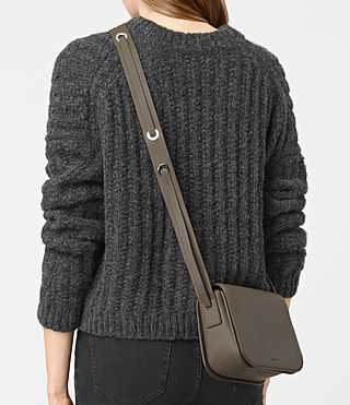 Women's Ikuya Crossbody (MINK GREY) - product_image_alt_text_6