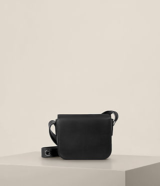 Womens Ikuya Crossbody (Black) - product_image_alt_text_5