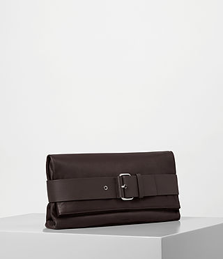 Womens Zoku Large Clutch (PRUNE) - product_image_alt_text_3
