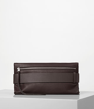 Donne Zoku Large Clutch (PRUNE) - product_image_alt_text_6