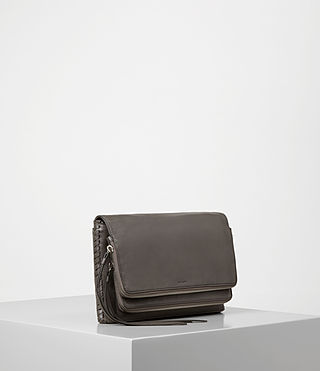 Mujer Club Crossbody (Dark Grey) - product_image_alt_text_4