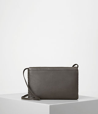 Damen Club Crossbody (Dark Grey) - product_image_alt_text_6