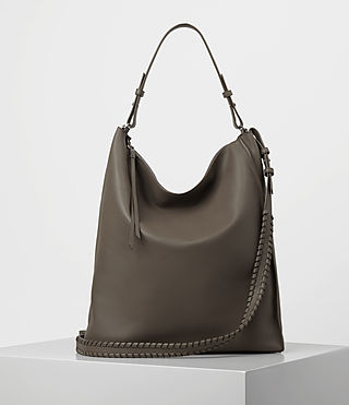 Women's Kita Large North South Tote (Mink)