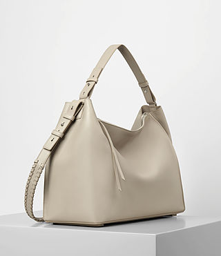 Women's Kita East West Tote (Stone) - product_image_alt_text_4