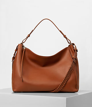 Damen Kita East West Tote (Sienna)
