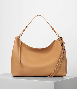 Womens Kita East West Tote (LIGHT CARAMEL) - product_image_alt_text_1